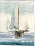 Quiet Boats I Fine-Art Print