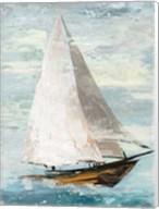 Quiet Boats II Fine-Art Print