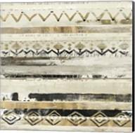 African Patchwork II Fine-Art Print