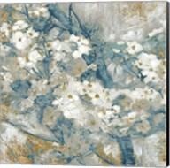 Golden Dogwood I Fine-Art Print