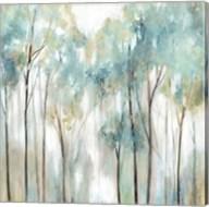Grace Land Teal Version Fine-Art Print