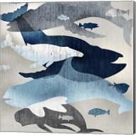 Whale Watching II Fine-Art Print