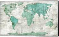 World Fine-Art Print