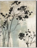 Inky Floral I Fine-Art Print