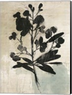 Inky Floral III Fine-Art Print