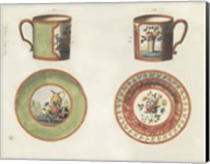 Cups & Saucers Fine-Art Print