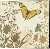 Butterfly in Flight I Fine-Art Print