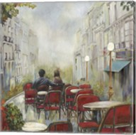 Paris Cafe Fine-Art Print