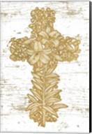 Holiday Cross I Fine-Art Print
