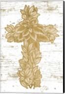 Holiday Cross II Fine-Art Print