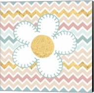Baby Quilt Gold II Fine-Art Print
