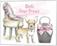 Glamour Pups VI Fine-Art Print