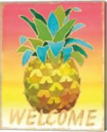 Island Time Pineapples V Fine-Art Print