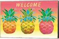 Island Time Pineapples II Fine-Art Print