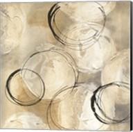Circle in a Square I Fine-Art Print