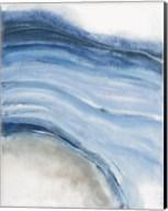 Watercolor Geode IV Fine-Art Print