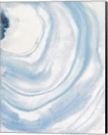 Watercolor Geode X Fine-Art Print
