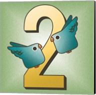 Two Birds Fine-Art Print