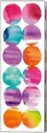 Spring Dots Panel I Fine-Art Print
