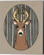Forest Friends III Fine-Art Print