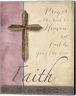 Words for Worship Faith Fine-Art Print