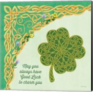 Celtic Charm I Fine-Art Print
