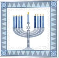 Celebrating Hanukkah III Fine-Art Print