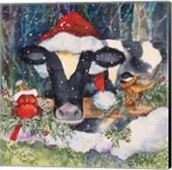 Winter Cow Fine-Art Print