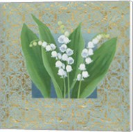 Lilies of the Valley III Fine-Art Print