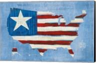 See the USA Americana Fine-Art Print