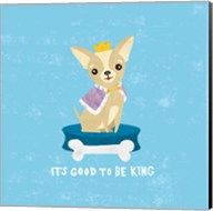 Good Dogs Chihuahua Fine-Art Print
