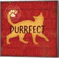 Purrrfect Cat Fine-Art Print