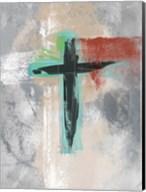 Contemporary Cross III Fine-Art Print