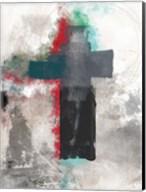 Contemporary Cross IV Fine-Art Print