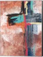 Contemporary Cross V Fine-Art Print