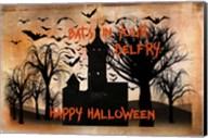 Bats in your Belfry Fine-Art Print