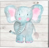 Watercolor Elephant Fine-Art Print