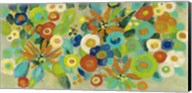 Flower Market I Warm Fine-Art Print
