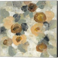 Neutral Floral III Fine-Art Print