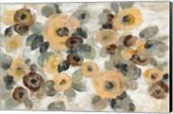 Neutral Floral I Fine-Art Print