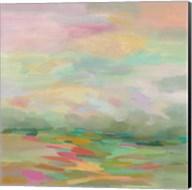 Pastel Fields Fine-Art Print