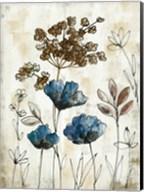 Botanical Trio II Neutral Fine-Art Print