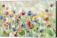 Springtime Meadow Flowers Fine-Art Print