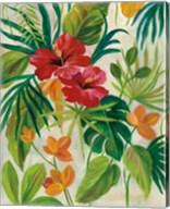 Tropical Jewels II Fine-Art Print