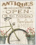 Flea Market Bike Fine-Art Print