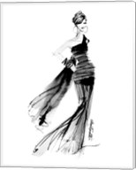 Modern Fashion IV Fine-Art Print