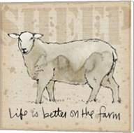 Farm Life IV Fine-Art Print