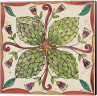 Farmers Feast Tiles III Fine-Art Print