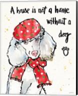 Strike a Paws III Christmas Fine-Art Print