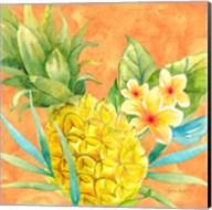 Tropical Paradise Brights III Fine-Art Print